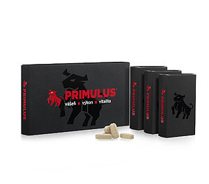 PRIMULUS 60 tablets, a modern man's multivitamin
